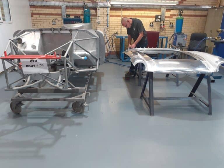 coachbuilding GTO