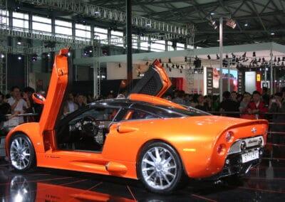 shanghai auto show spyker c aileron ebaebbebbdeebbdebdaeb img