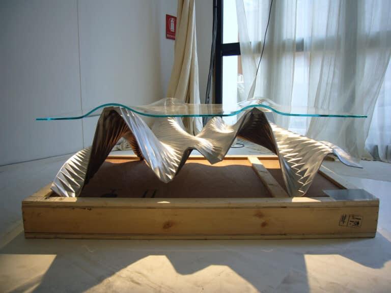 Tessellated Coffee Table
