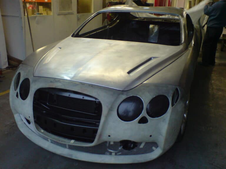 bentley zagato coachbuilt by coventry metalcraft