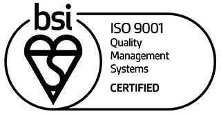 bsi mark of trust certified iso quality management systems black logo en gb
