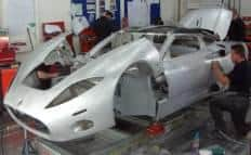spyker aileron coachbuilding