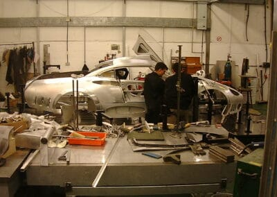 coventry metalcraft history