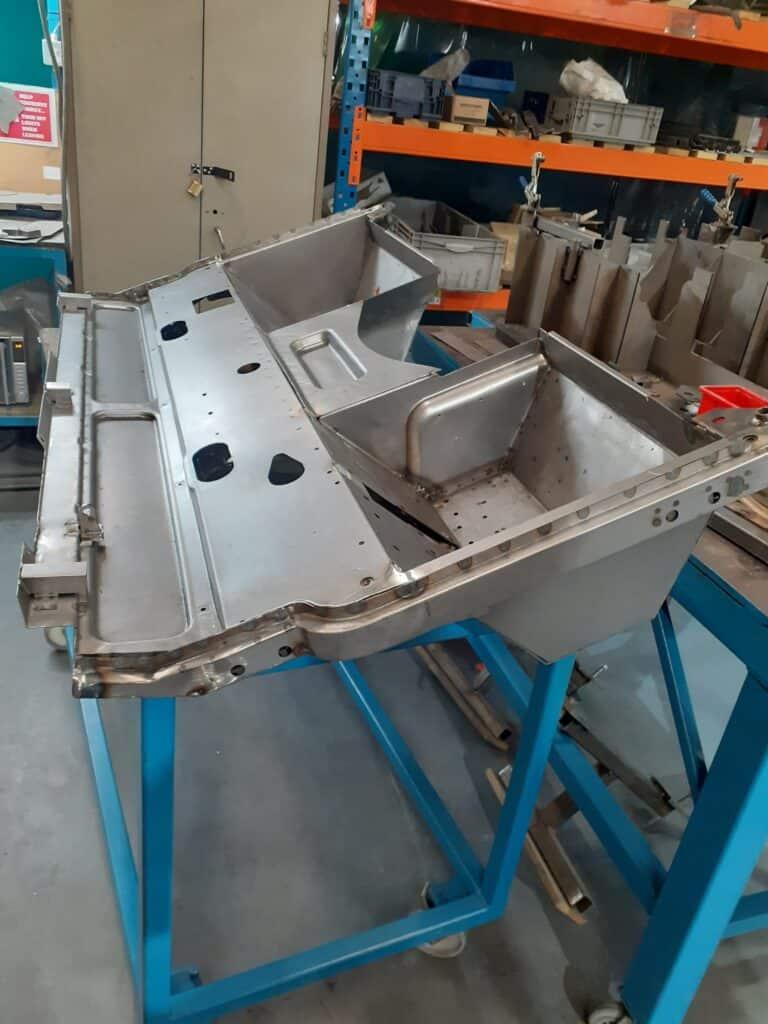 coventry metalcraft prototype panels