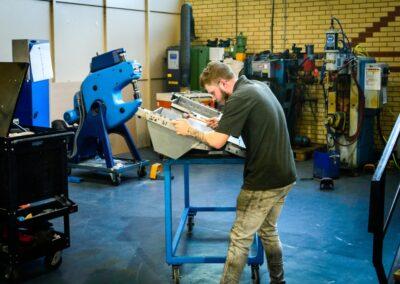 coventry metalworks workshop